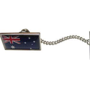 Australia Flag Tie Tack
